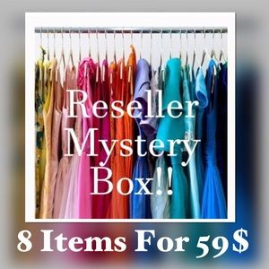 RESELLER MYSTERY BUNDLE 8/ 59$ 5*****  Reviews